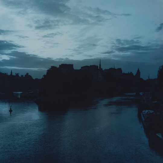 <p><em>Seine, Isle</em>. Gelatin Silver Print, Toned. 15</p>