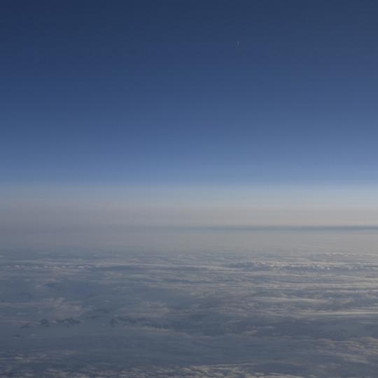 """<p><em>Sky</em>, Chromogenic Print. &nbsp; 24"""" x 36"""" &nbsp;2010</p>"""